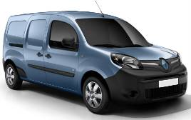 Renault KANGOO Z.E. Fourgon Maxi