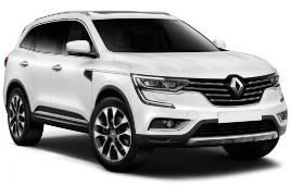 Renault KOLEOS внедорожник