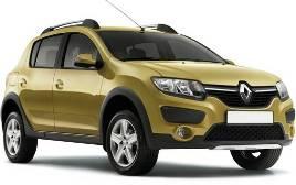 Новый Renault SANDERO Stepway хэтчбек